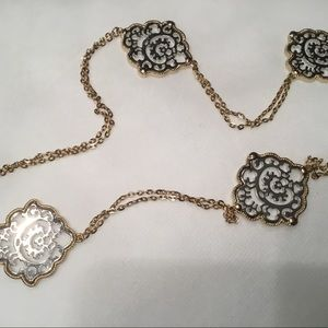 Jewelry - Long Station Necklace Set